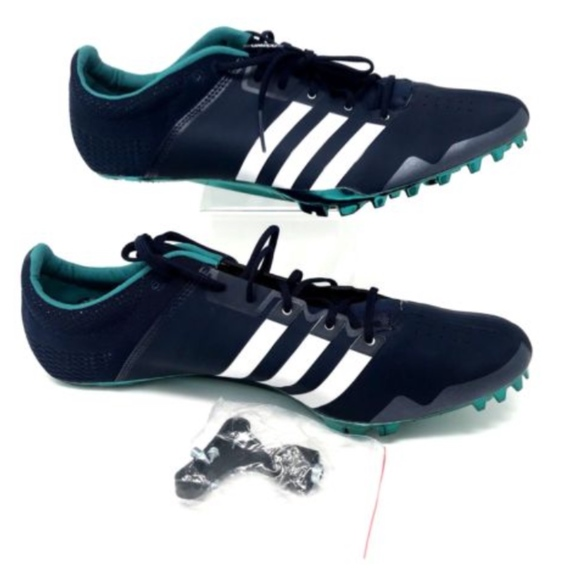 info for 773de 90eb5 Adidas Track  Field Spike Shoes AdiZero Finesse